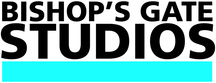 www.bishopsgatestudios.co.uk Logo